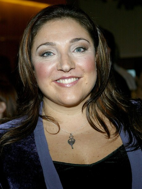 Jo Frost from the show Supernanny.