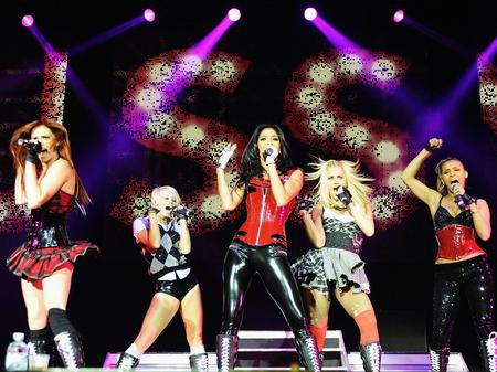 Pussycat Dolls at the Jingle Bell Ball