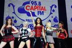 Image 1: Pussycat Dolls at the Jingle Bell Ball