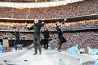 Image 1: Take That at Wembley