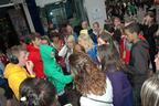 Image 6: JLS fans surround Capital