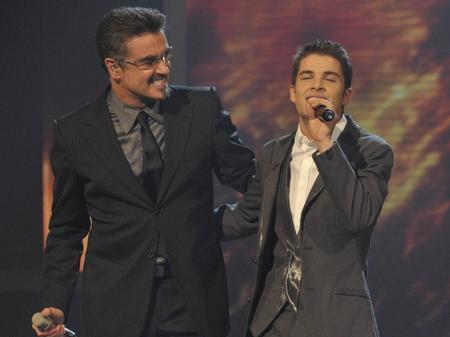 Joe and George