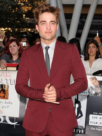 The premiere of The Twilight Saga: Eclipse'