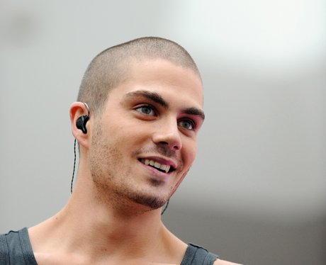 The Wanted Max George