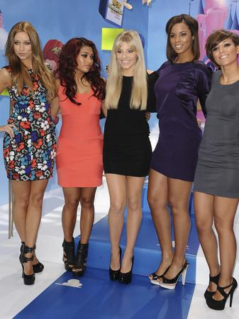 The Saturdays career so far in 2010