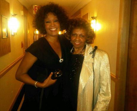 Whitney Houston Family Picture