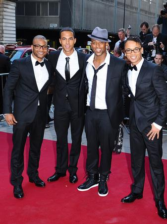 JLS Brits make it big in the USA