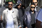 Image 6: P diddy and usher new video