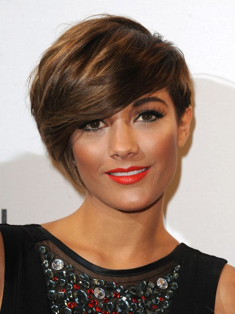 Frankie Sandford At the Jingle Bell Ball 2011