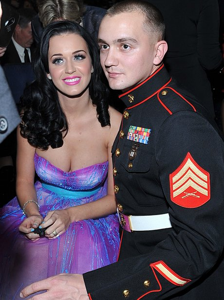 Katy Perry at The People's Choice Awards