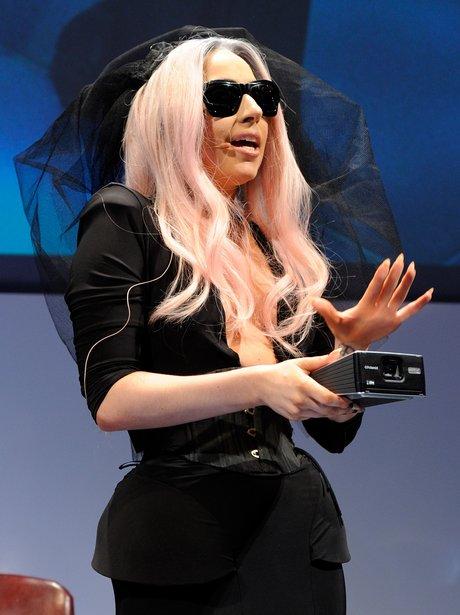 Lady Gaga CES