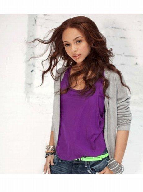 Alexis Jordan Album Sleeve