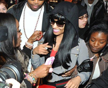 Nicki Minaj's #Barbz