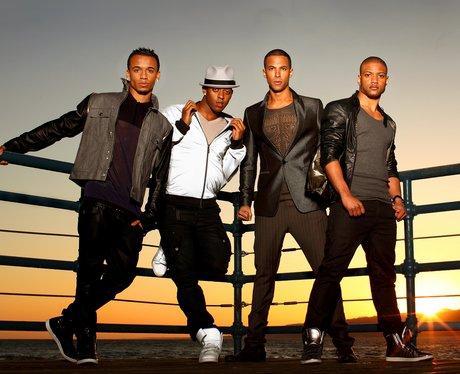 JLS - 'She Makes Me Wanna'