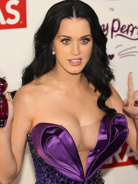 Katy Perry launched her perfume 'PURR' in Mexico