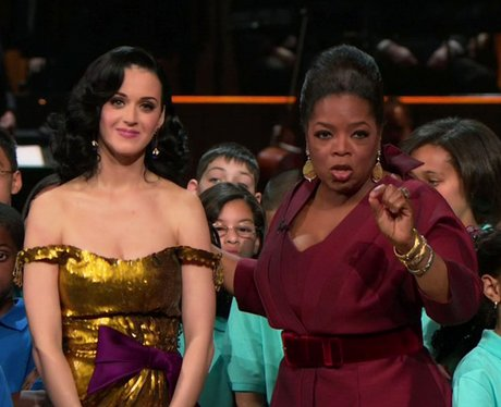 katy perry on oprah