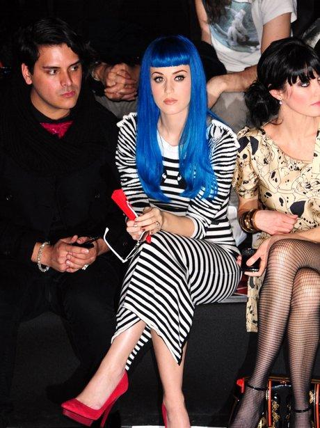 katy perry paris fashion week