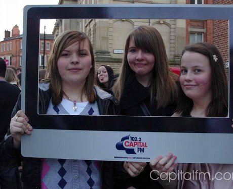 The Wanted, Wolverhampton Civic