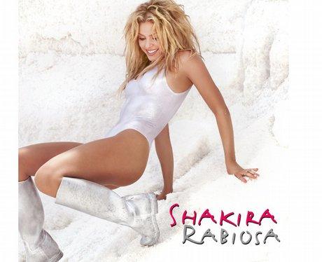 Shikira's new artwork for single titled 'Rabiosa'