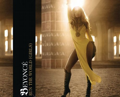 beyonce run the world cover