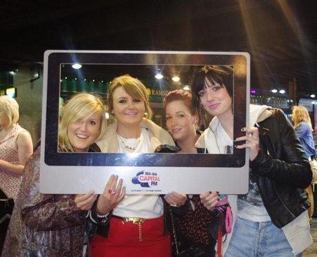 Fans of Hit Artist Katy B
