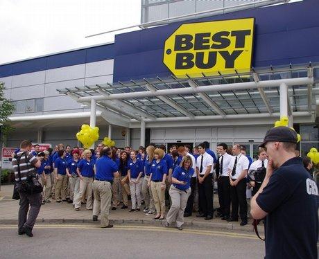 Best Buy Store Opening