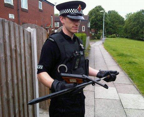 Manchester Raid (Harpurhey)