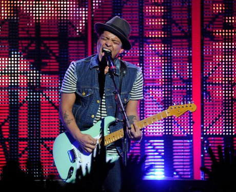 Bruno Mars live