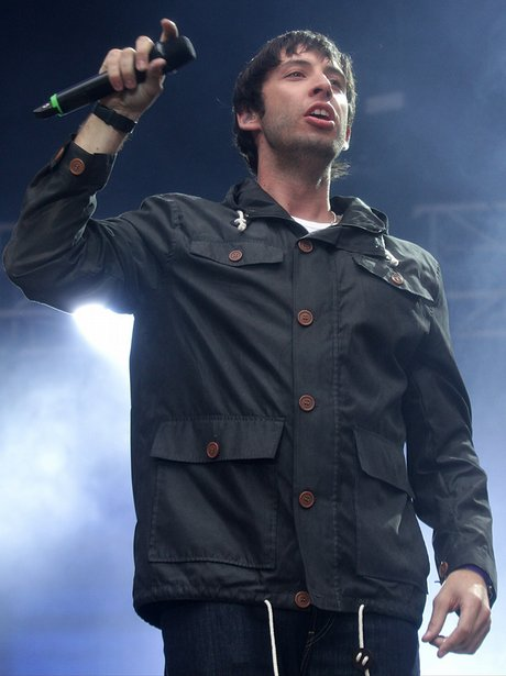 Example live at the 2011 Summertime Ball
