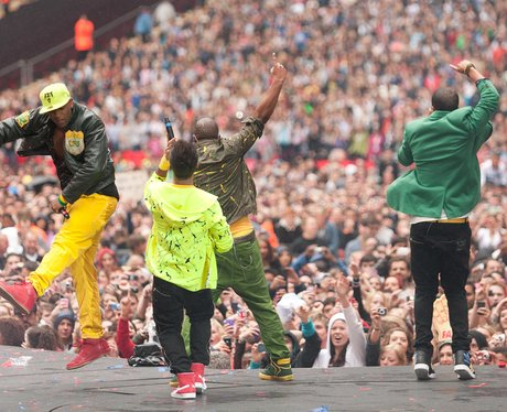 live at the summertime ball