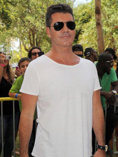 USA X-Factor Simon Cowell