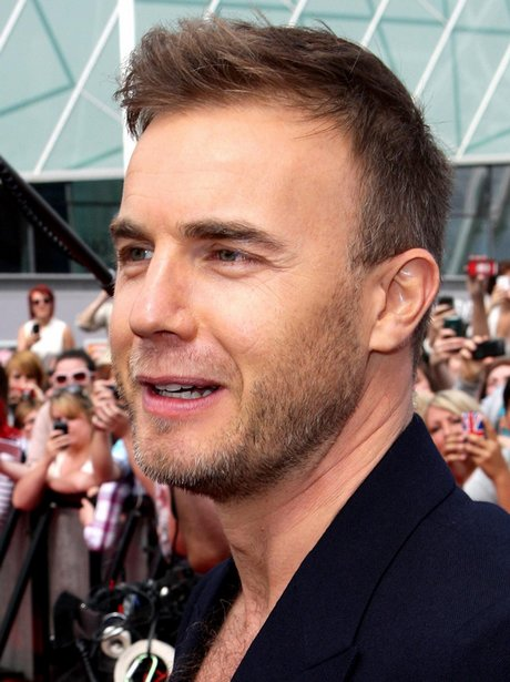 Gary Barlow X Factor Auditions Liverpool