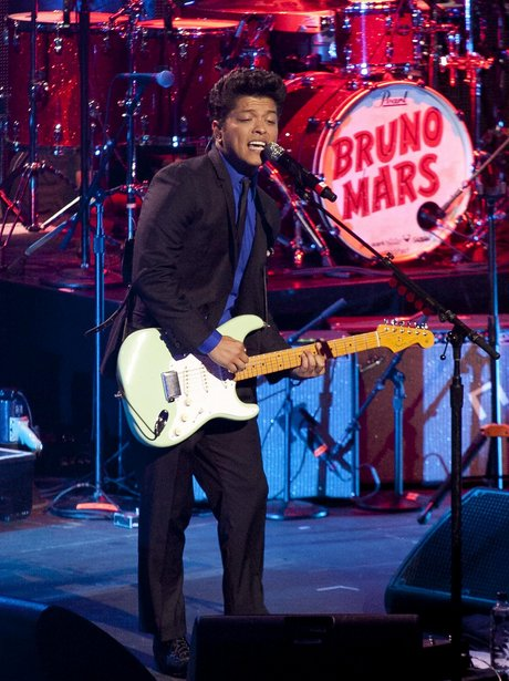 itunes Festival with Bruno Mars