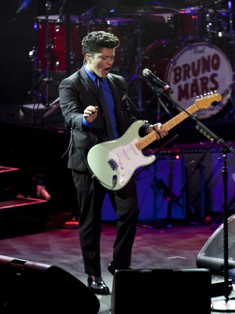 itunes Festival with Bruno Mars