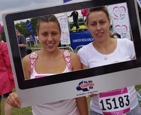 Race for Life , Western park , 10th July