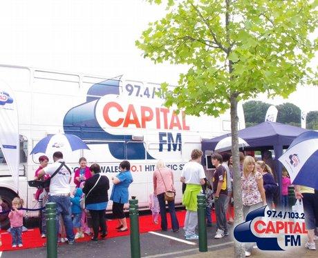 Capital FM Breakfast Tour