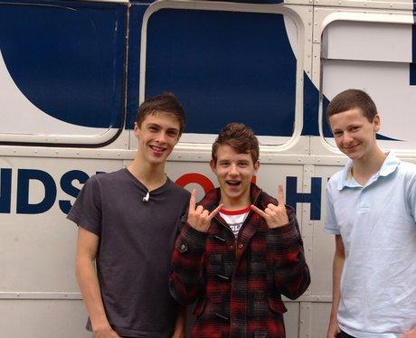 Capital FM Summer Bus Tour -Loughborough