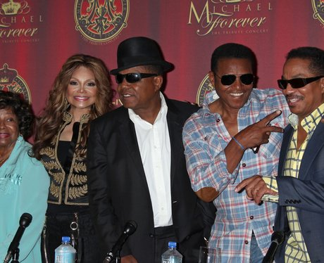 Photos of the week the Jacksons