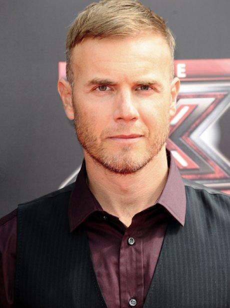 Gary Barlow X Factor Press Launch