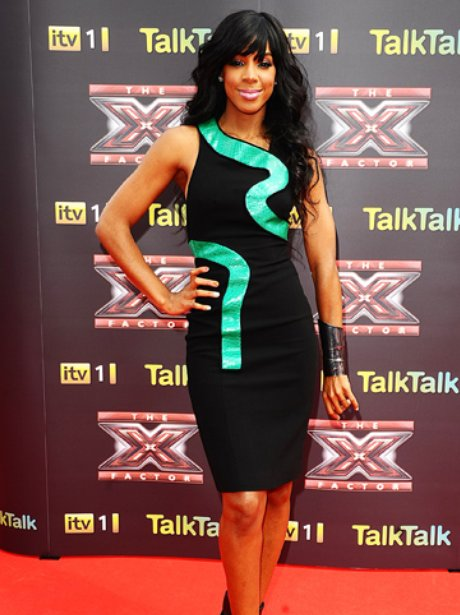 X Factor Kelly Rowland