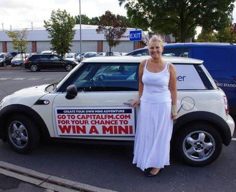 Win A Brand New MINI