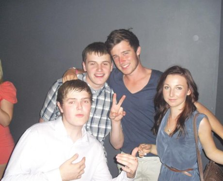 Great times with Mates at Example Gig