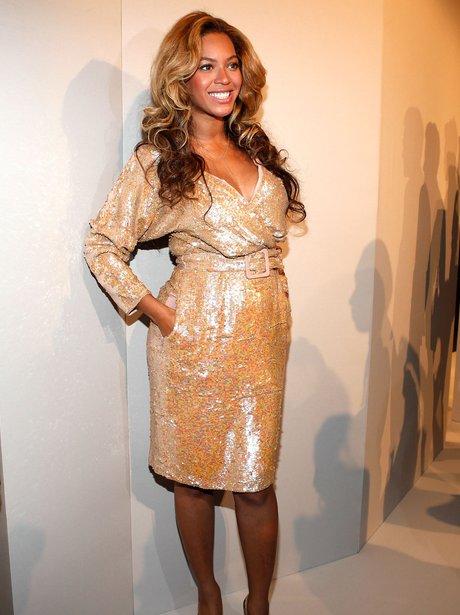 Beyonce Fashion week