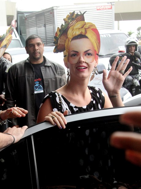 Rihanna in Brazil