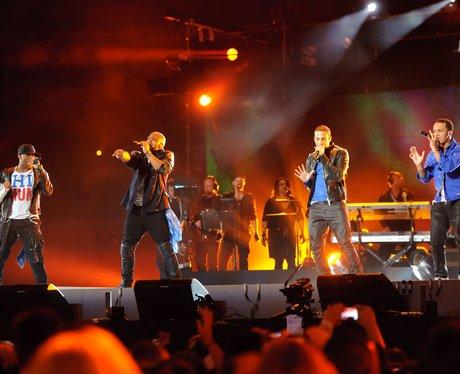 JLS 'Michael Forever'