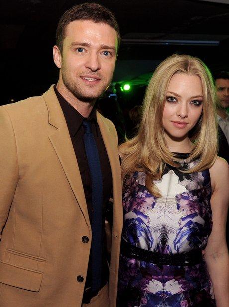 Justine Timberlake, Amanda Seyfried