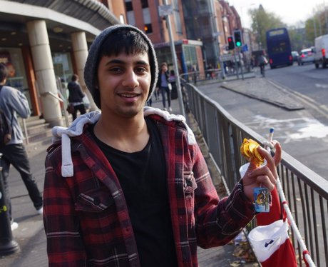 Secret Santa with Windows 7 in Fallowfield