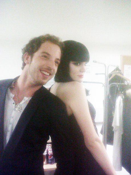 James Morrison and Jessie J