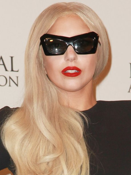 Lady Gaga At The International Emmy Awards.
