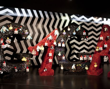 Lady Gaga Workshop At Barneys